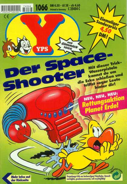 Yps - Der Space-Shooter