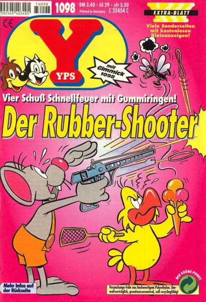 Yps - Der Rubber-Shooter