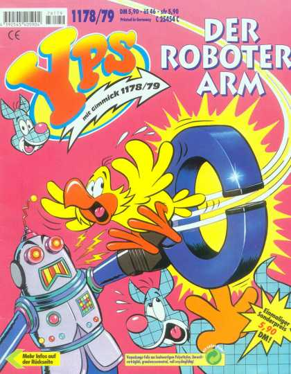 Yps 1178 - Yps - Roboter - Arm - Robot - German