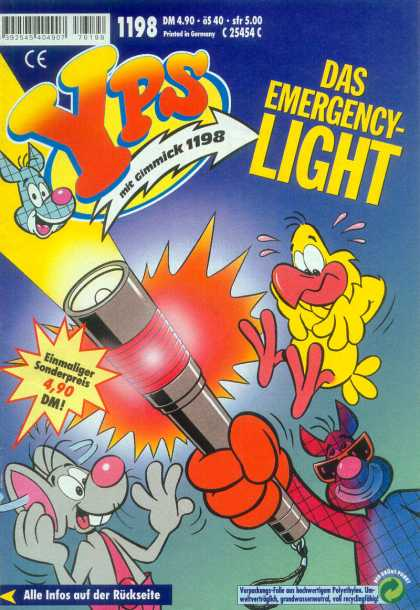 Yps - Das Emergency-Light