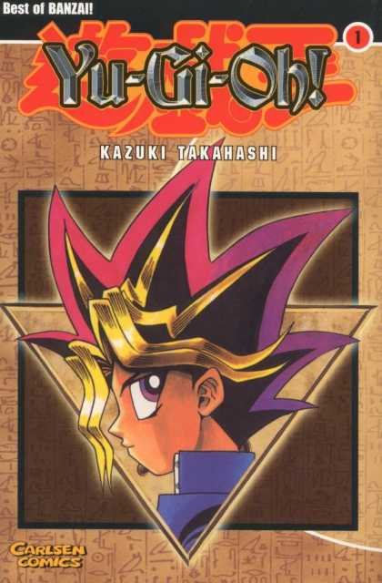 Yu-Gi-Oh 1 - Late Eighties - Japan - Import - Linear - Asian Retro