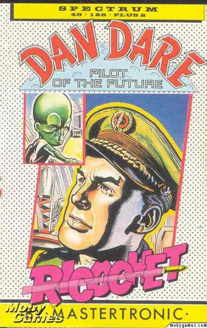 ZX Spectrum Games - Dan Dare: Pilot of the Future