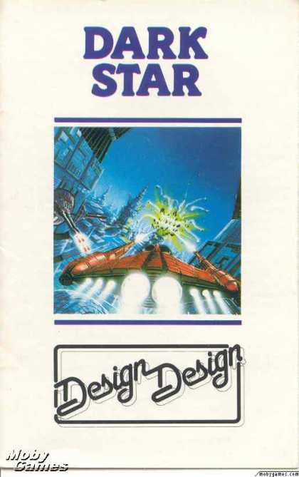 ZX Spectrum Games - Dark Star
