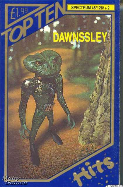 ZX Spectrum Games - Dawnssley