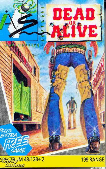 ZX Spectrum Games - Dead or Alive