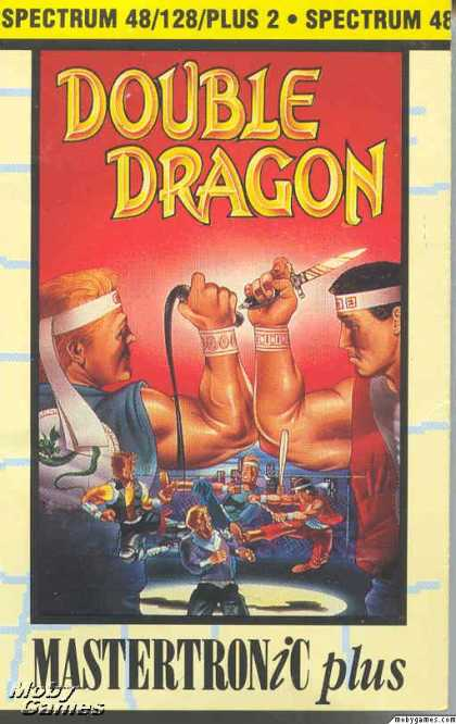 ZX Spectrum Games - Double Dragon