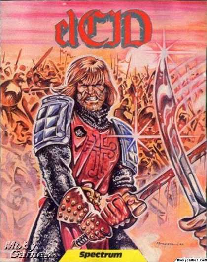 ZX Spectrum Games - El Cid