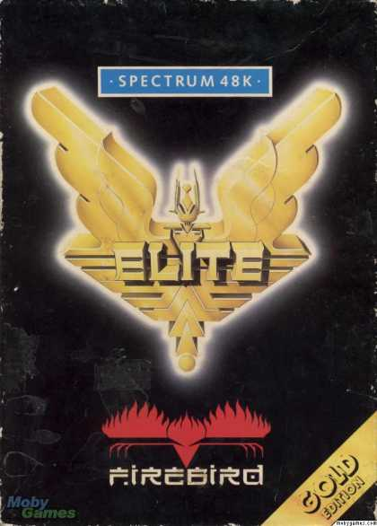 ZX Spectrum Games - Elite