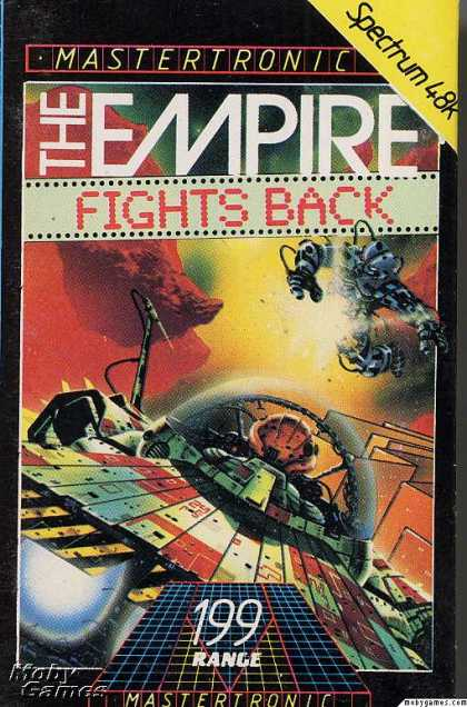 ZX Spectrum Games - The Empire Fights Back