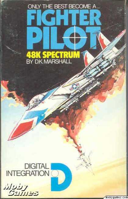 ZX Spectrum Games - Fighter Pilot