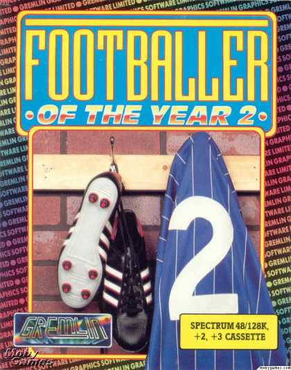ZX Spectrum Games - Footballer of the Year 2