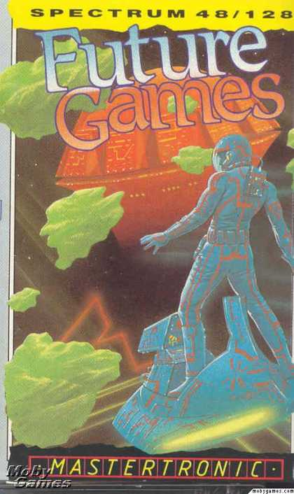 ZX Spectrum Games - Future Games