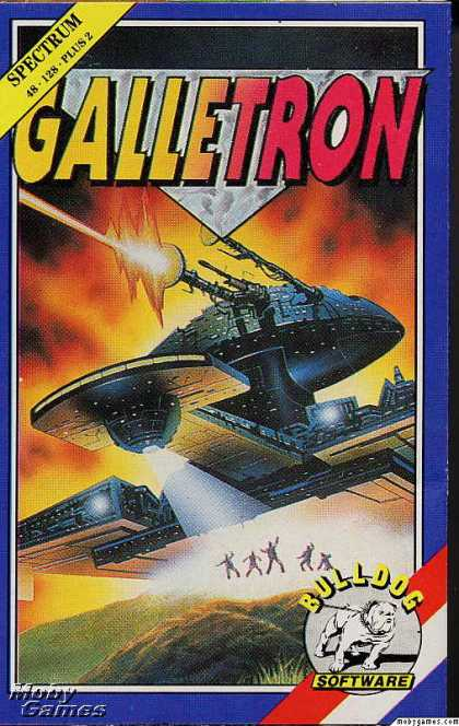 ZX Spectrum Games - Galletron