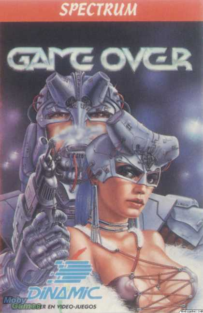 ZX Spectrum Games - Game Over