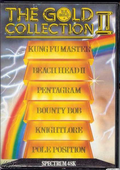 ZX Spectrum Games - The Gold Collection II