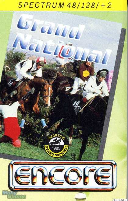 ZX Spectrum Games - Grand National