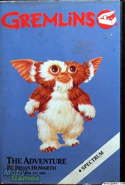 ZX Spectrum Games - Gremlins: The Adventure
