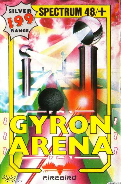 ZX Spectrum Games - Gyron Arena