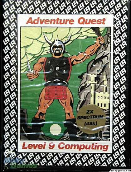 ZX Spectrum Games - Adventure Quest