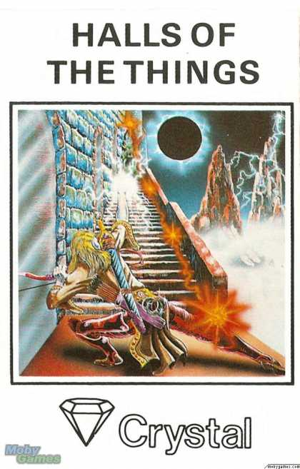 ZX Spectrum Games - Halls of the Things