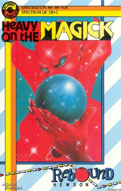 ZX Spectrum Games - Heavy on the Magick