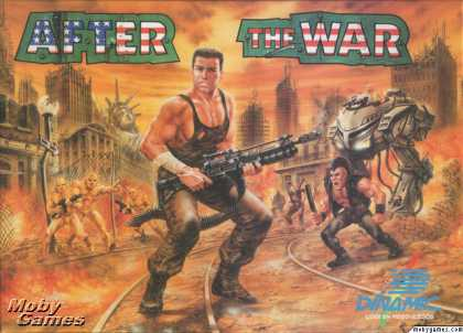 ZX Spectrum Games - After the War