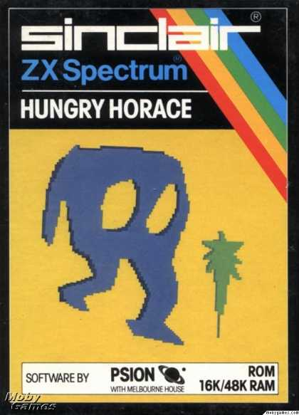 ZX Spectrum Games - Hungry Horace
