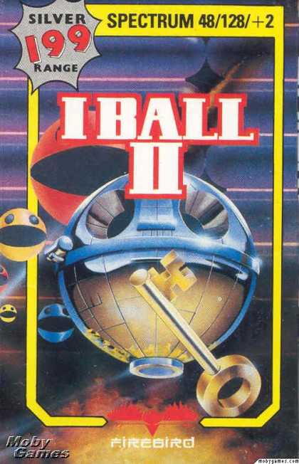 ZX Spectrum Games - I Ball II: Quest for the Past
