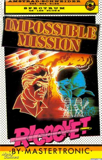 ZX Spectrum Games - Impossible Mission