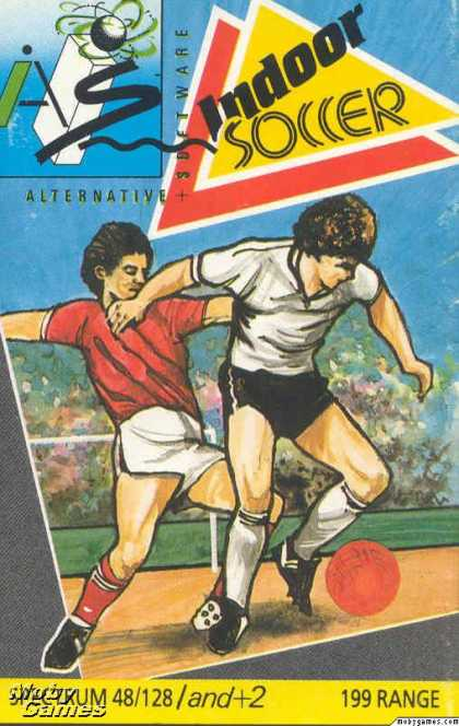 ZX Spectrum Games - Indoor Soccer