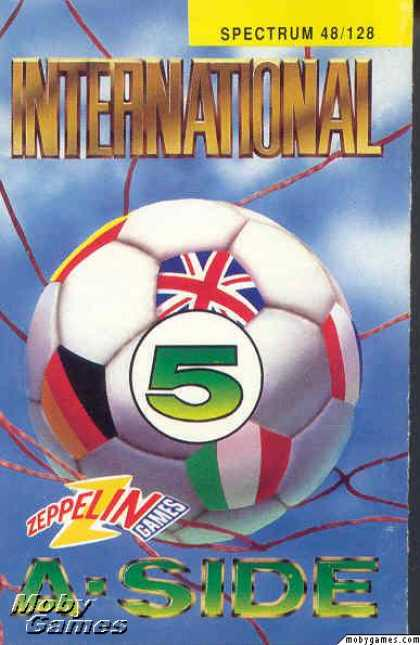 ZX Spectrum Games - International 5-A-Side