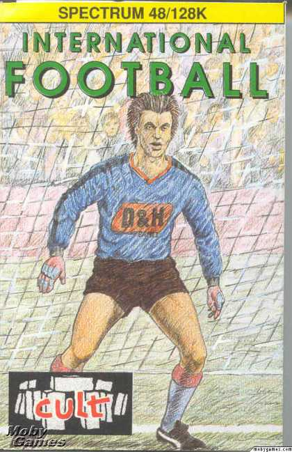 ZX Spectrum Games - International Football