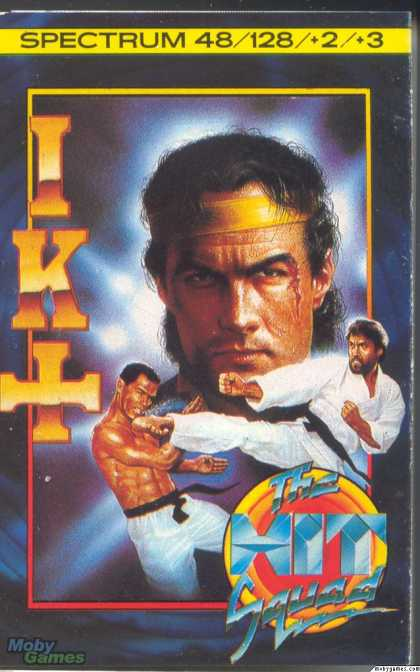 ZX Spectrum Games - International Karate +