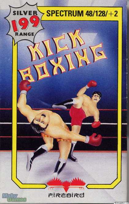 ZX Spectrum Games - Kick Boxing