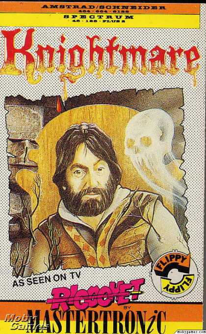 ZX Spectrum Games - Knightmare