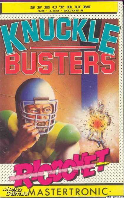 ZX Spectrum Games - Knuckle Busters