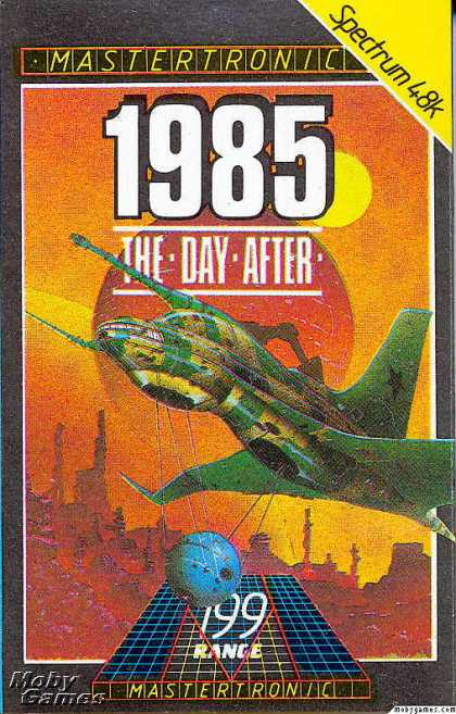 ZX Spectrum Games - 1985: The Day After