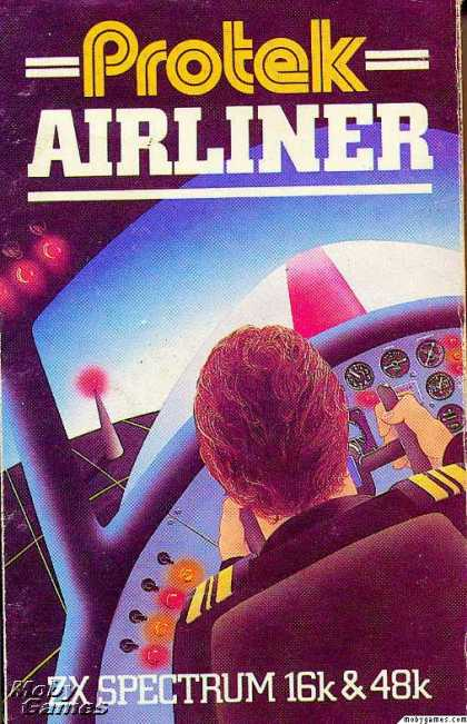 ZX Spectrum Games - Airliner