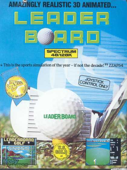 ZX Spectrum Games - Leader Board