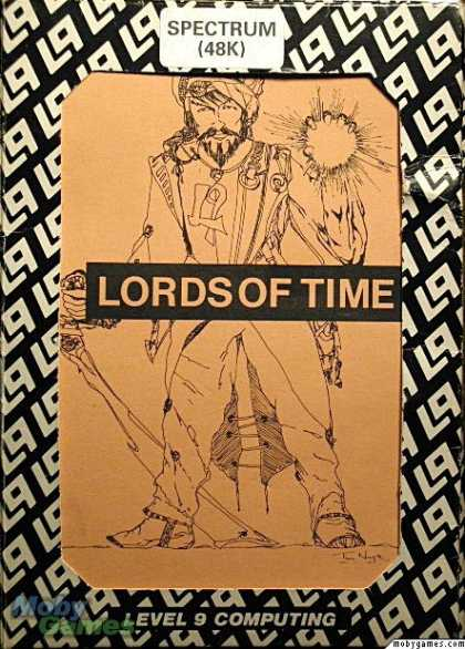 ZX Spectrum Games - Lords of Time