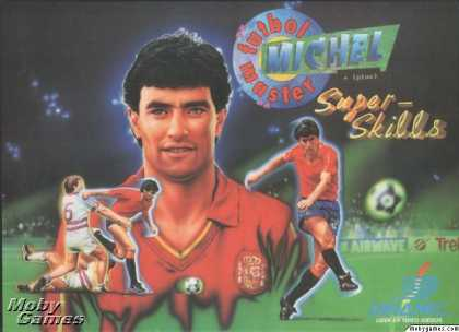 ZX Spectrum Games - Michel Futbol Master + Super Skills