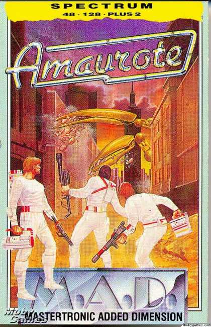 ZX Spectrum Games - Amaurote