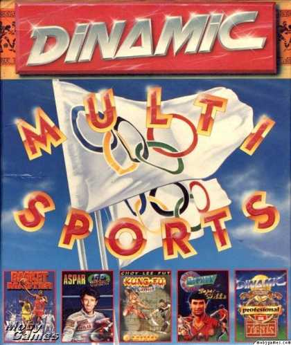 ZX Spectrum Games - Multi Sports
