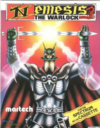 ZX Spectrum Games - Nemesis the Warlock