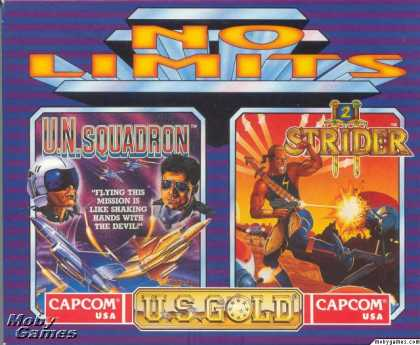 ZX Spectrum Games - No Limits