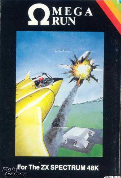 ZX Spectrum Games - Omega Run