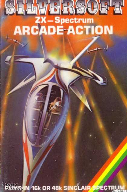 ZX Spectrum Games - Orbiter