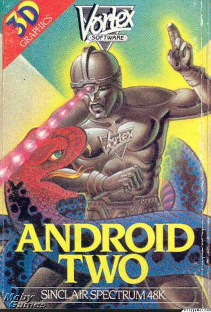 ZX Spectrum Games - Android Two