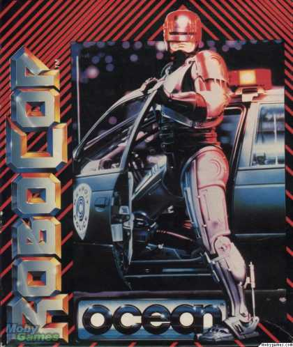 ZX Spectrum Games - RoboCop