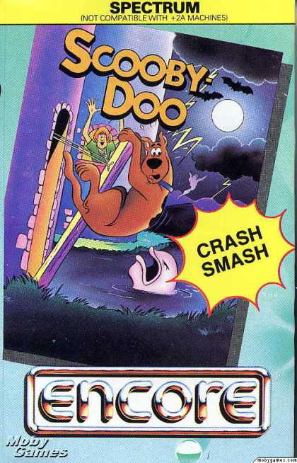 ZX Spectrum Games - Scooby Doo